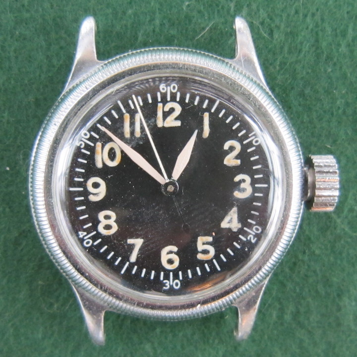 Military Watches for Sale, Bulova Military, Elgin Military